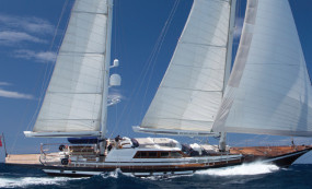 Yacht chartering - Photo